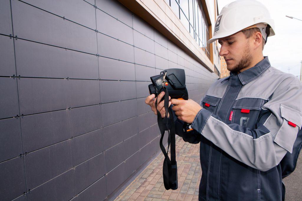 Как правильно фотографировать строительные объекты